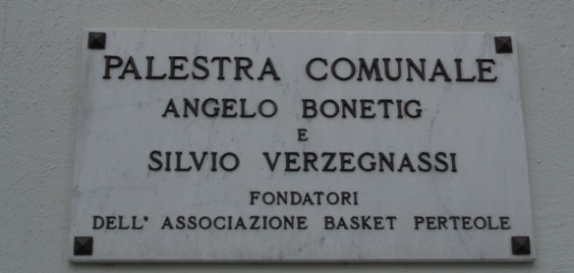 Palestra Basket Perteole | A.S.D. Basket Perteole